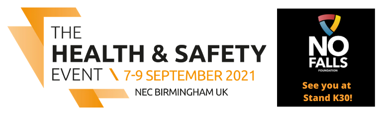 Meet No Falls Foundation at the Health and Safety Event 2021